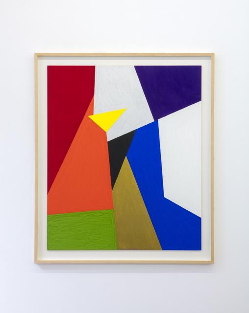 , '(0-9) Grand Polychrome,' 1983, Tatjana Pieters