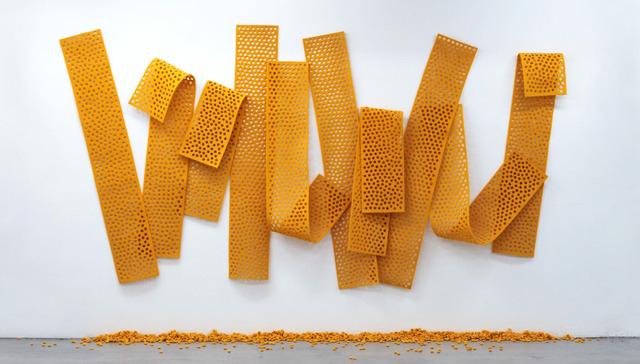, 'Patrones de Obra,' 2012, Zipper Galeria