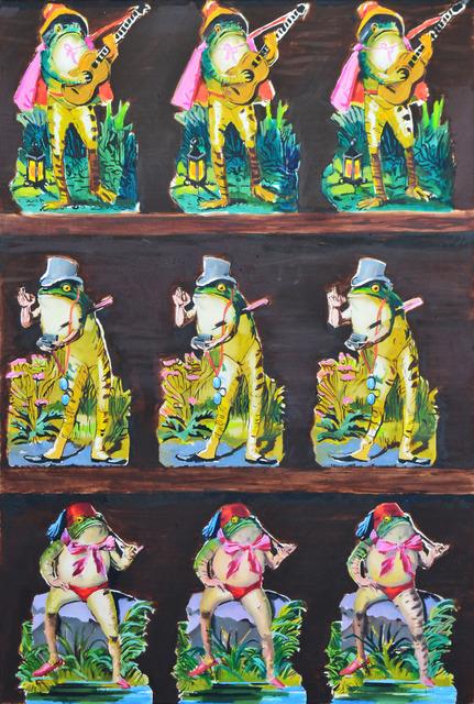 , 'Frog I,' 2017, Aki Gallery