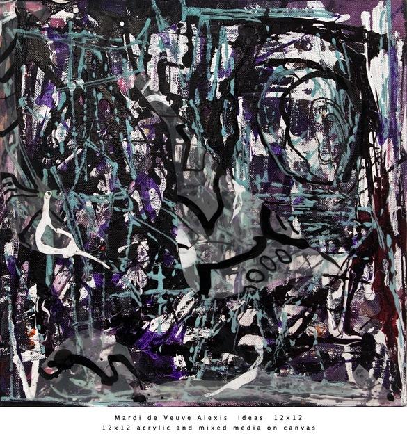 , 'Ideas When I'm Alone,' 2017, Asher Grey Gallery