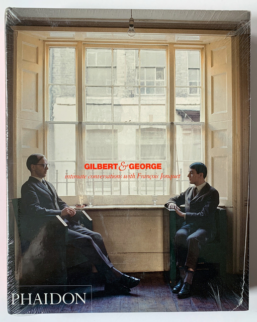 Gilbert and George, 'Gilbert & George: Intimate Conversations', 2005, David Lawrence Gallery