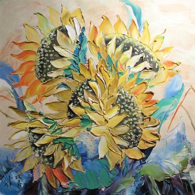 , 'Warmth of the sun,' 2009, A-Art Shengzan Gallery