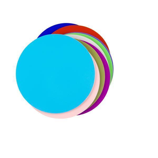 , 'Colour Circles on White 2,' , Bau-Xi Gallery