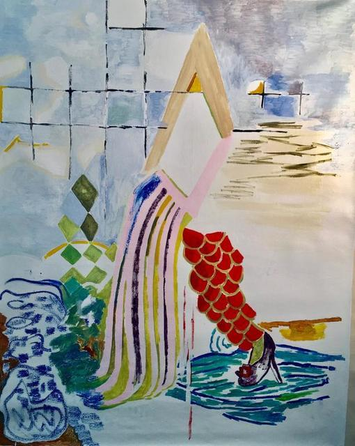 , 'Heel Pond ,' 2017, Artemisa Gallery