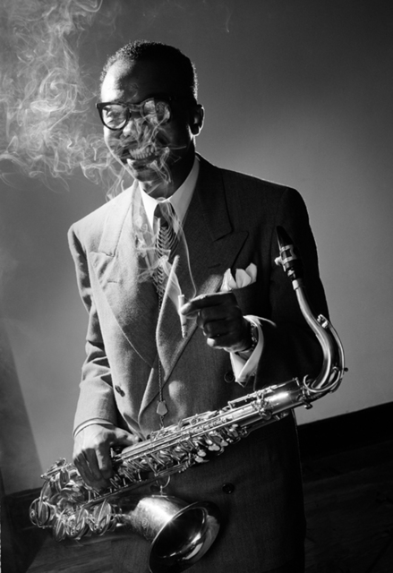 , 'James Moody, NYC,' 1951, Robert Mann Gallery