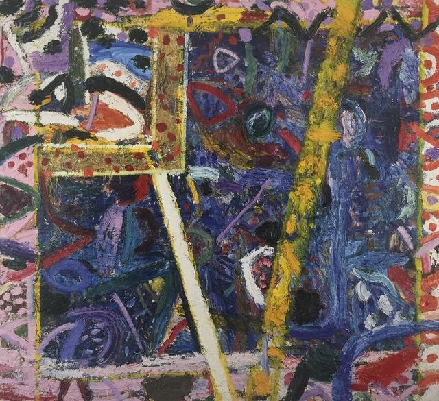 , 'Sapphire 蓝宝石,' 1987-88, PIFO Gallery