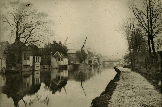 Peter Henry Emerson, 'The Compleat Angler (Album)', 1888, Be-hold