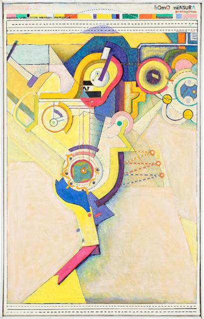 , 'Homo Mensura,' 1992, Bode Gallery