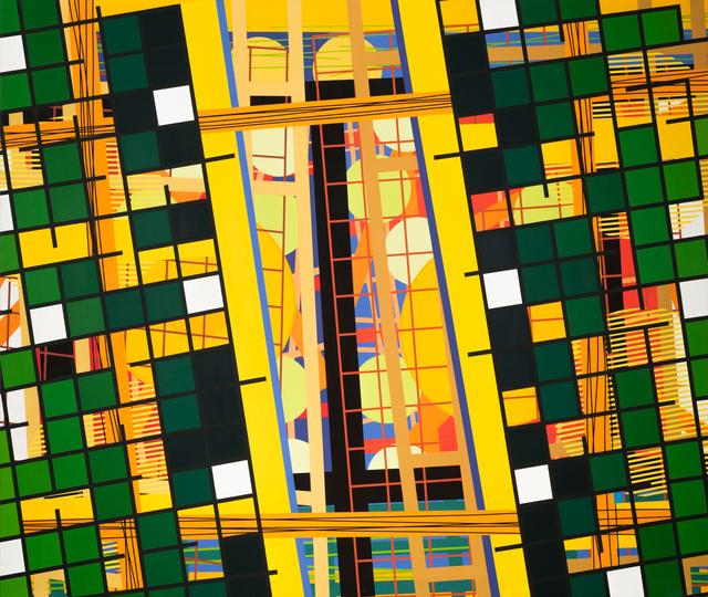 , 'Disc-It,' 1992, Allan Stone Projects