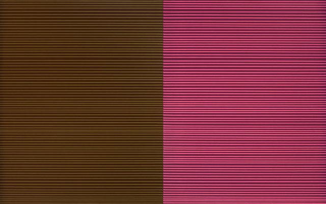 Francisco Suárez, 'Brown and pink diptych', 2015, Victor Lope Arte Contemporaneo