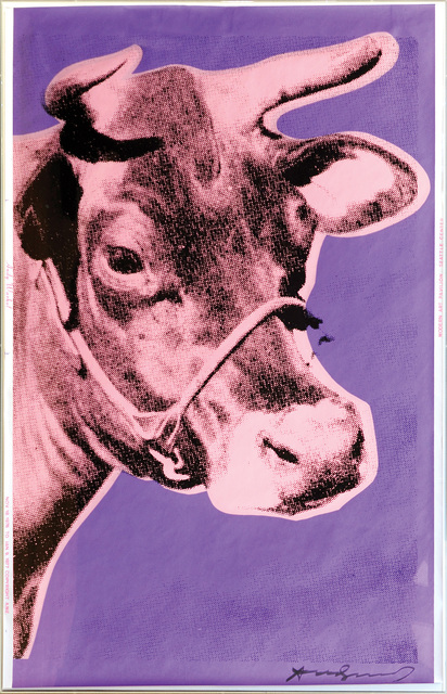 , 'Cow,' 1976, Peter Harrington Gallery
