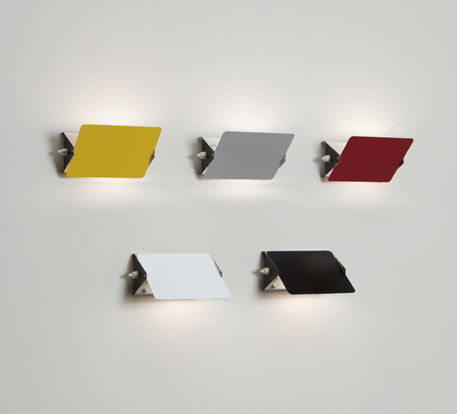 Charlotte Perriand, 'Set of five wall lights, model no. CP1', Designed 1960s, Phillips