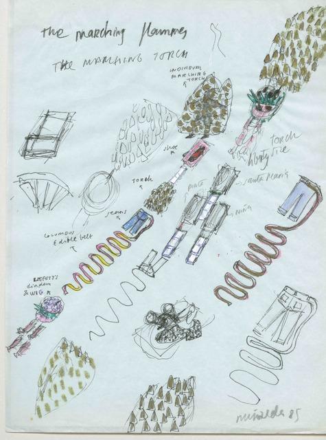 Antoni Miralda, 'Wedding Parade Formation III', 1986-1992, Henrique Faria Fine Art
