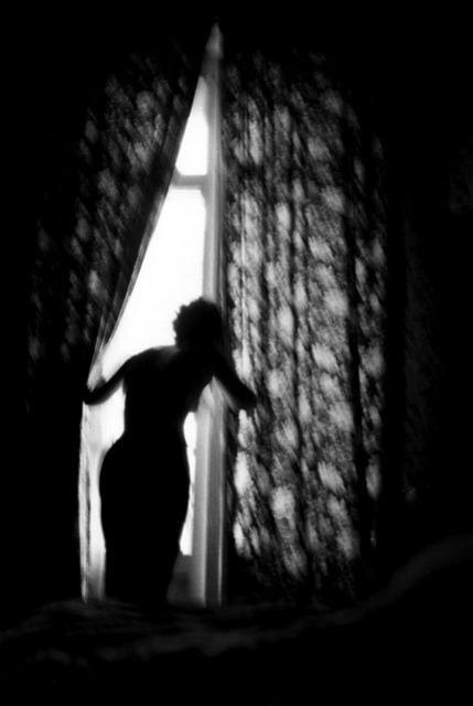 Erich Hartmann, 'Ruth at  the window, Pau, France', 1979, °CLAIR Galerie