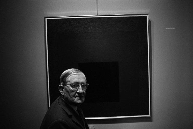 Dennis Hopper, 'Josef Albers', 1964, Photography, Archival Pigment Print, Fahey/Klein Gallery