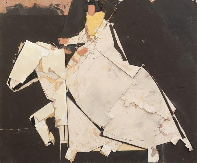 , 'Dama a Caballo,' 2017, Opera Gallery