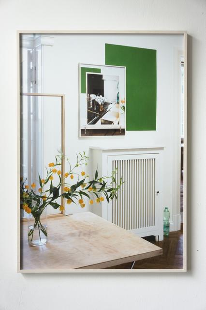 , 'I see you seeing me see you, Zwirner Residence, Berlin #1,' 2014, Kadel Willborn