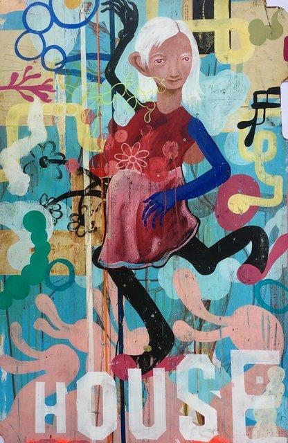 , 'House,' 2004, Mark Moore Fine Art