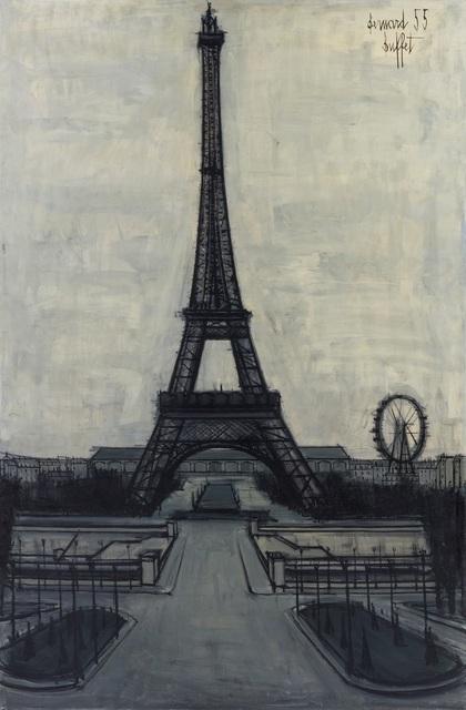 , 'La Tour Eiffel,' 1955, Opera Gallery