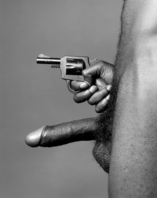 Robert Mapplethorpe, 'Cock and Gun', 1982, Munch Museum