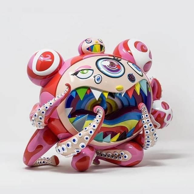 Takashi Murakami, 'Dobtopus B', 2017, Dope! Gallery
