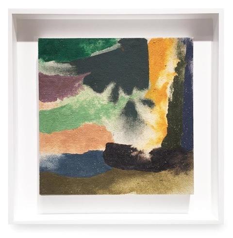, 'Shadow's Fall,' 1979, Leslie Feely