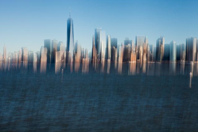 , 'New York Dream 09,' 2017-2018, Artistics