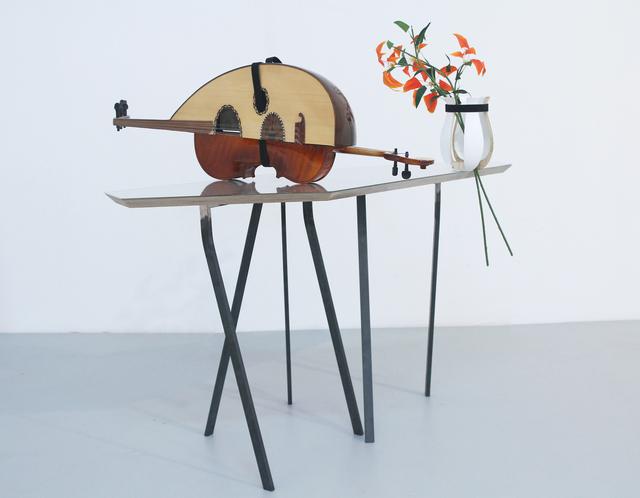 Jane Benson, 'A Place for Infinite Tuning II', 2015, Pavel Zoubok Fine Art