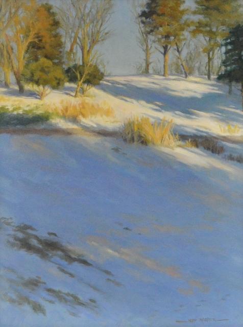 , 'Winter Shadows,' , Eisele Fine Art