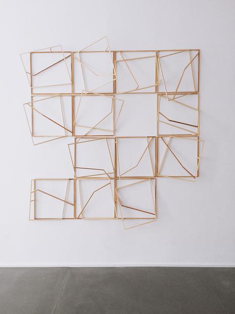 , 'Polarys,' 2017, Galerie Christian Lethert