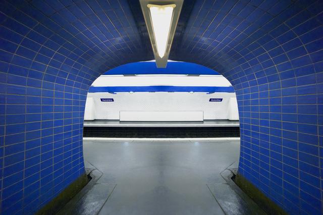, 'Metro Bleu III,' , Gilman Contemporary