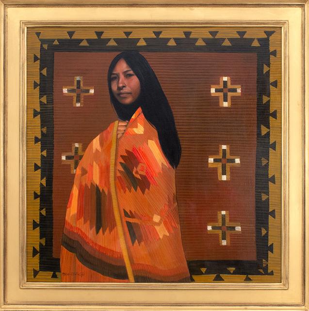 Roseta Santiago, 'Weavers and Daughters I', 2019, Blue Rain Gallery