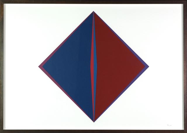 Hercules Barsotti, 'Untitled ', ca. 2008, Print, Serigraphy on Paper, LAART