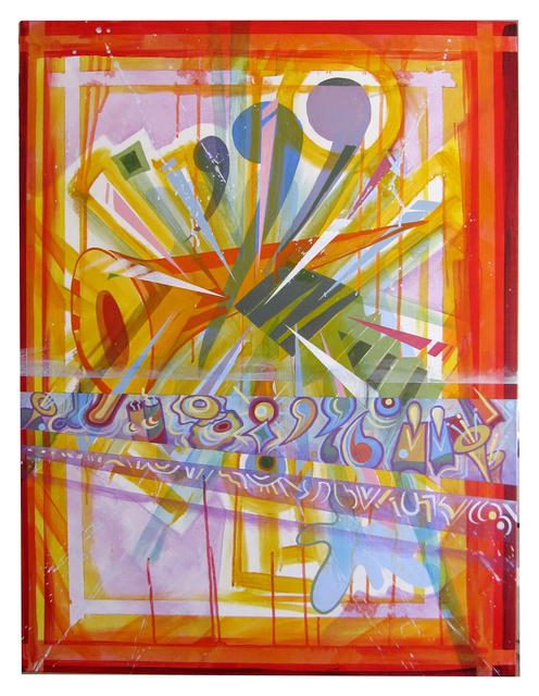 , 'Takamitsu Dissonant Chord,' 2019, Walter Wickiser Gallery