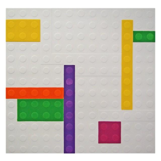 , 'L'Ego Mondrian,' 2008, ABC-ARTE