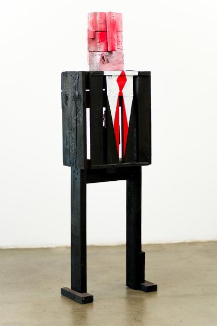 , 'Board Member,' 2017, Kalashnikovv Gallery