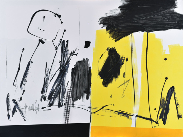 , 'Yellow  (Amarillo),' 2015, Canale Diaz Art Center