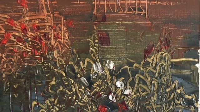 , 'Study 57,' 2016, Seraphin Gallery