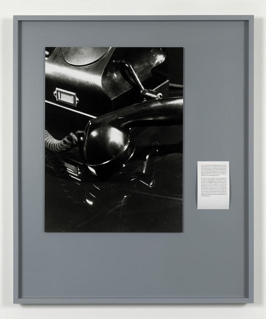 , 'A snow covered road,' 2010, Galeria Filomena Soares