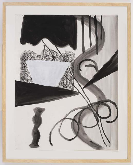 Shirley Jaffe, 'Summer Heat', 2003, Galerie Nathalie Obadia