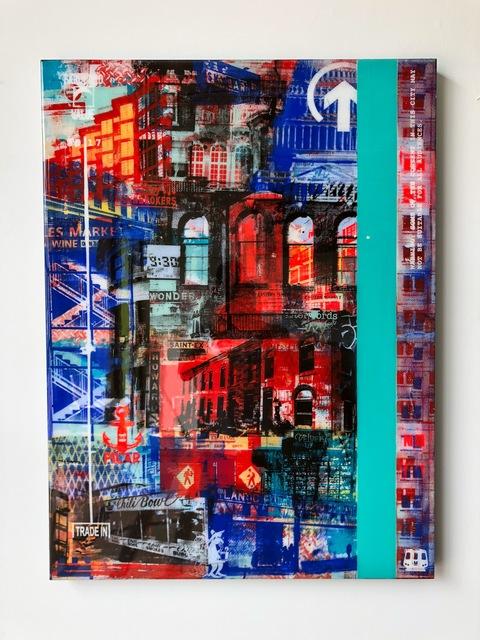 , 'Fair Card Value 16,' 2018, Long View Gallery