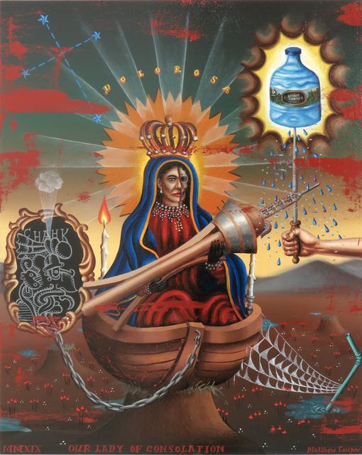 , 'OUR LADY OF CONSULATION,' 2019, La Luz de Jesus Gallery
