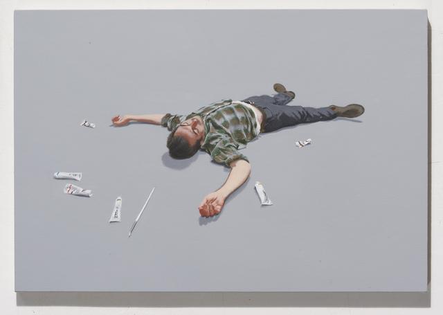 , 'Portrait of the Artist I,' 2015, Jessica Silverman Gallery