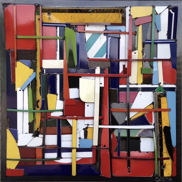, 'Abstraction,' 2014, Art Porters