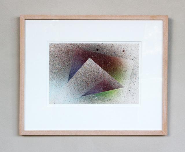 , 'The second triangular series: Futura IV,' 1974, New Art Centre