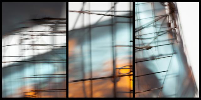 , 'The City,' 2016, Robert Klein Gallery