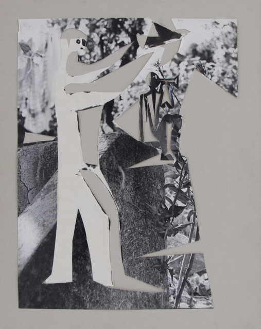 , 'Homme à l'oiseau et joueur de diaule,' 1958, Michael Hoppen Gallery