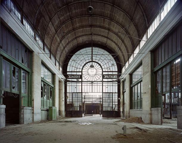 , 'Beaudeux factory, Armentières, France, 2012,' 2012, Polka Galerie