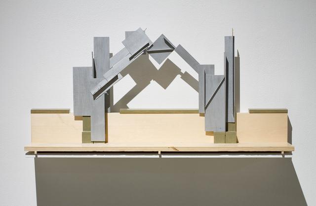 Melvin Charney, 'untitled', Art Mûr