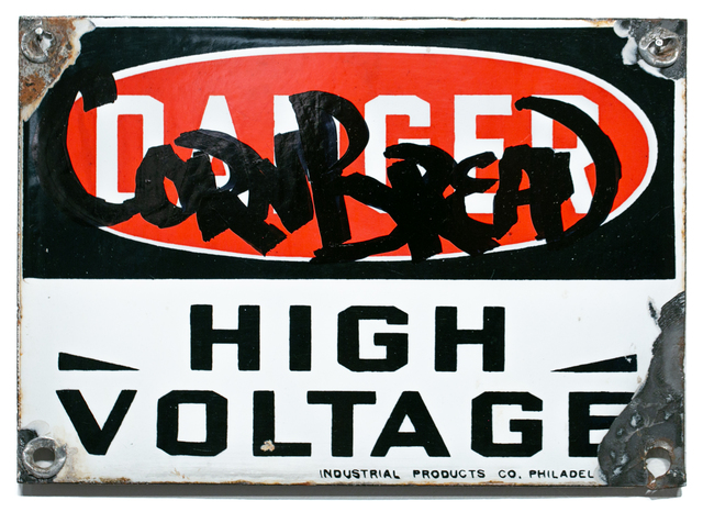 , 'Cornbread High Voltage,' 2019, Paradigm Gallery + Studio